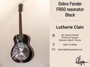 Vend Guitare Dobro-fender