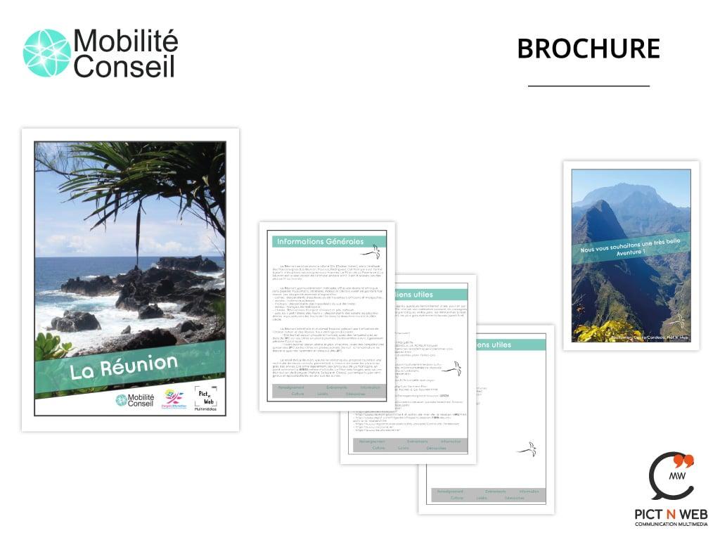 MOBILITE CONSEIL: Brochure