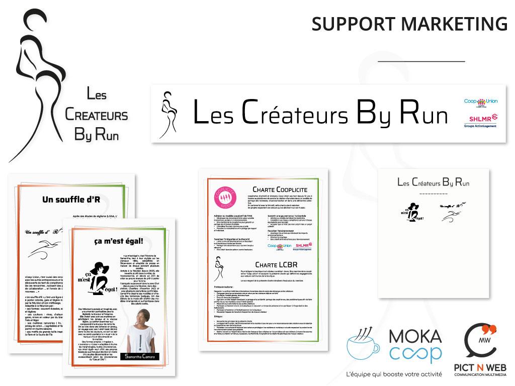 LCBR: Enseigne - Affiche - Chevalets - Panneau